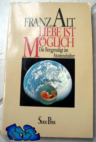 Signatur Franz Alt Liebe