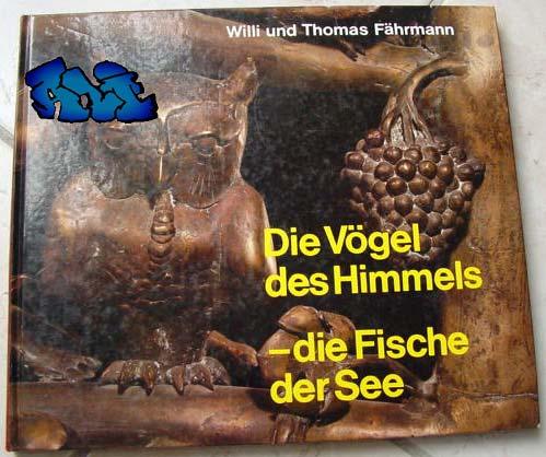 Signatur und Zeichnung Pferd Willi Fährmann