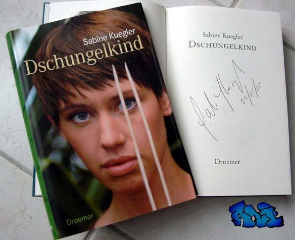 Signatur und Datum (04/05/05) Sabine Kuegler
