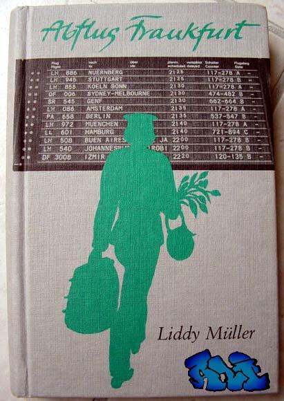 Signatur und unpersönliche Widmung Liddy Müller