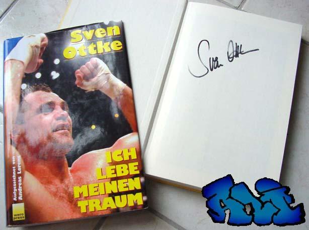 Signatur Sven Ottke