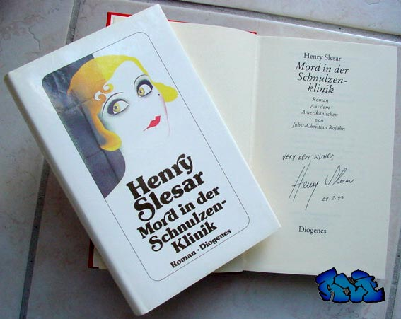 Signatur Henry Slesar