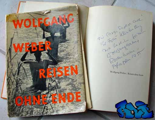 Signatur Wolfgang Weber